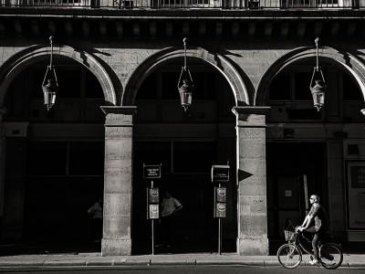 B/W, PARIS 2